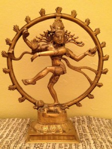 Hindu God Shiva Nataraja Lord of the Dance